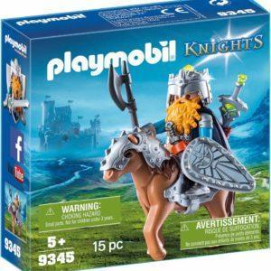 Игровой набор из серии Гномы: Боевой гном на коне