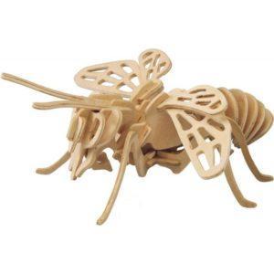 Сборная деревянная модель «Пчела» (арт. Е018)