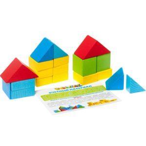 Счетный материал - Занимательная геометрия, 26 деталей