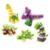 Тематический набор Bunchems «Динозавры» (210 элементов)