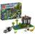 Конструктор LEGO Minecraft (арт. 21158) «Питомник панд»