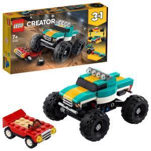 Конструктор LEGO Creator (арт. 31101) «Монстр-трак»