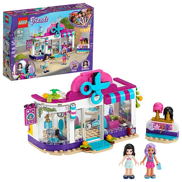 Конструктор LEGO Friends (арт. 41391) «Парикмахерская Хартлейк Сити»