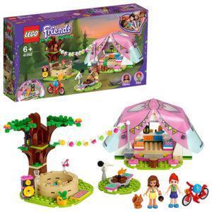 Конструктор LEGO Friends (арт. 41392) «Роскошный отдых на природе»