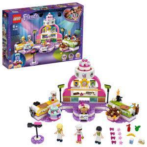 Конструктор LEGO Friends (арт. 41393) «Соревнование кондитеров»