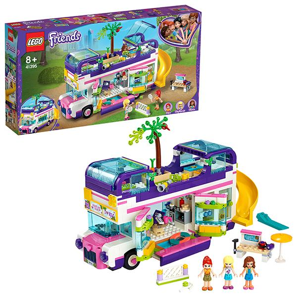 Конструктор LEGO Friends (арт. 41395) «Автобус для друзей»