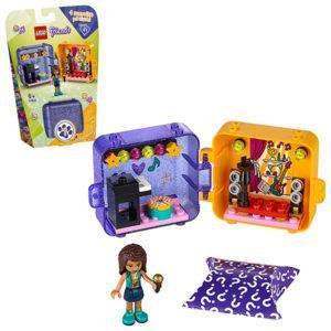 Конструктор LEGO Friends (арт. 41400) «Игровая шкатулка Андреа»