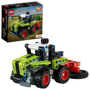 Конструктор LEGO Technic (арт. 42102) «Mini Claas Xerion»