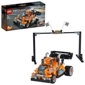 Конструктор LEGO Technic (арт. 42104) «Гоночный грузовик»
