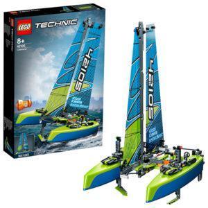 Конструктор LEGO Technic (арт. 42105) «Катамаран»