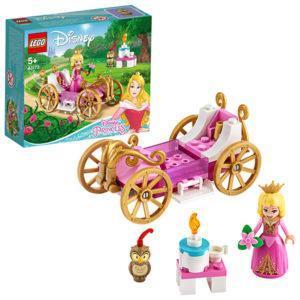 Конструктор LEGO Disney (арт. 43173) «Королевская карета Авроры»