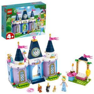 Конструктор LEGO Disney Princess (арт. 43178) «Праздник в замке Золушки»