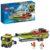 Конструктор LEGO City (арт. 60254) «Транспортировщик скоростных катеров»