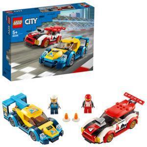 Конструктор LEGO City (арт. 60256) «Гоночные автомобили»