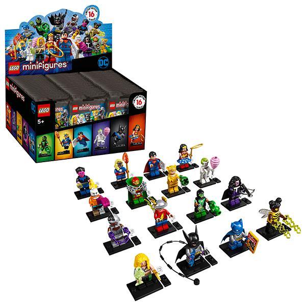 Конструктор LEGO Minifigures (арт. 71026) «Минифигурки 2020»