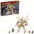 Конструктор LEGO Ninjago (арт. 71702) «Золотой робот»