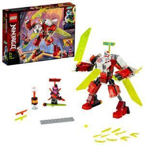 Конструктор LEGO Ninjago (арт. 71707) «Реактивный самолёт Кая»