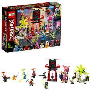 Конструктор LEGO Ninjago (арт. 71708) «Киберрынок»