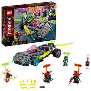 Конструктор LEGO Ninjago (арт. 71710) «Специальный автомобиль Ниндзя»