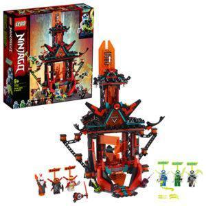 Конструктор LEGO Ninjago (арт. 71712) «Императорский храм Безумия»
