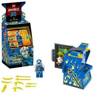Конструктор LEGO Ninjago (арт. 71715) «Игровая капсула для аватара Джея»