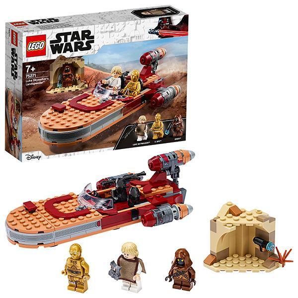 Конструктор LEGO Star Wars (арт. 75271) «Спидер Люка Сайуокера»