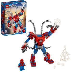 Конструктор LEGO Super Heroes (арт. 76146) «Человек-Паук: трансформер»