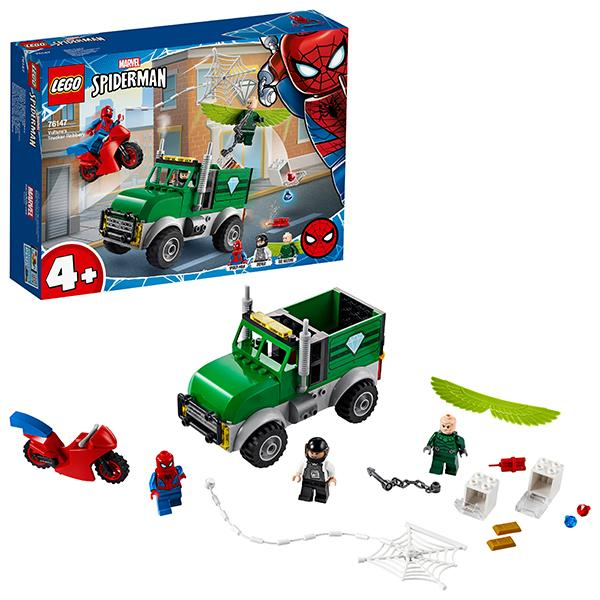 Конструктор LEGO Super Heroes (арт. 76147) «Ограбление Стервятника»
