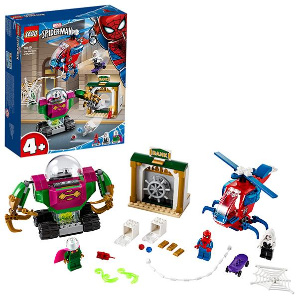 Конструктор LEGO Super Heroes (арт. 76149) «Угрозы Мистерио»
