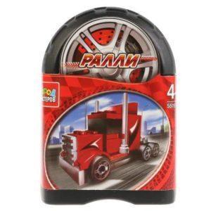Конструктор «Ралли: Спортивный грузовик» (54 элемента, арт. 5519)