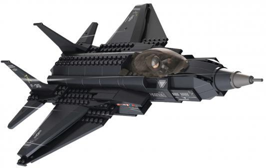 Конструктор SLUBAN Истребитель 252 элемента M38-B0510