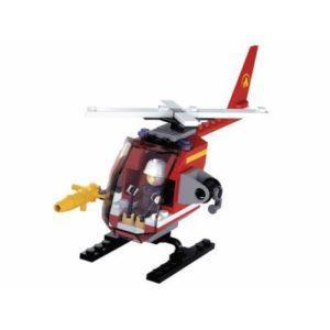 Конструктор Sluban «Вертолёт» (80 элементов, арт. M38-B0622D)