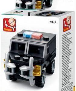 Конструктор Sluban «Полицейская машина» (43 элемента, арт. M38-B0595D)