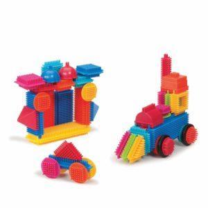 Bristle Blocks Конструктор игольчатый, 50 деталей