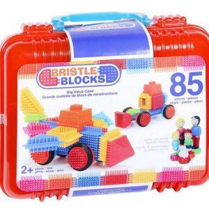 """Bristle Blocks """"Конструктор игольчатый 85 деталей 68166"""""""