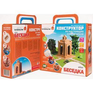 Конструктор Brickmaster «Беседка» (95 деталей)