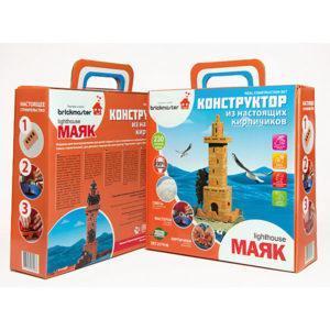 Конструктор Brickmaster «Маяк» (230 деталей)