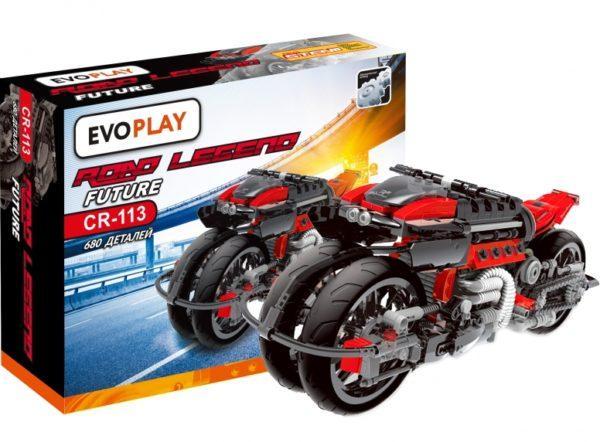 Конструктор EVOPLAY CR-113 Future