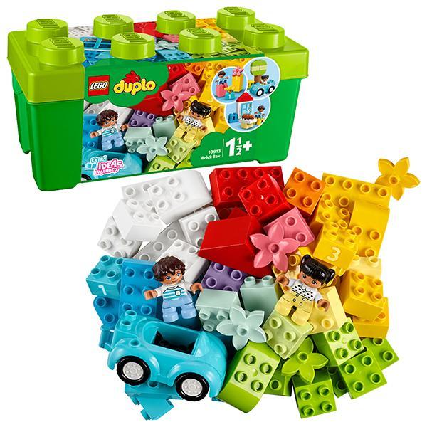 Конструктор LEGO Duplo (арт. 10913) «Коробка с кубиками»