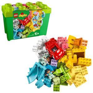 Конструктор LEGO Duplo (арт. 10914) «Большая коробка с кубиками»