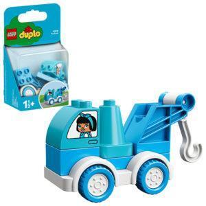 Конструктор LEGO Duplo (арт. 10918) «Буксировщик»