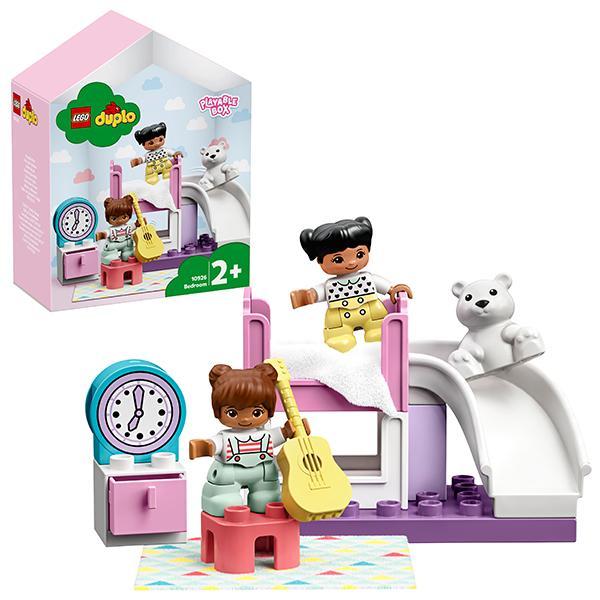 Конструктор LEGO Duplo (арт. 10926) «Спальня»