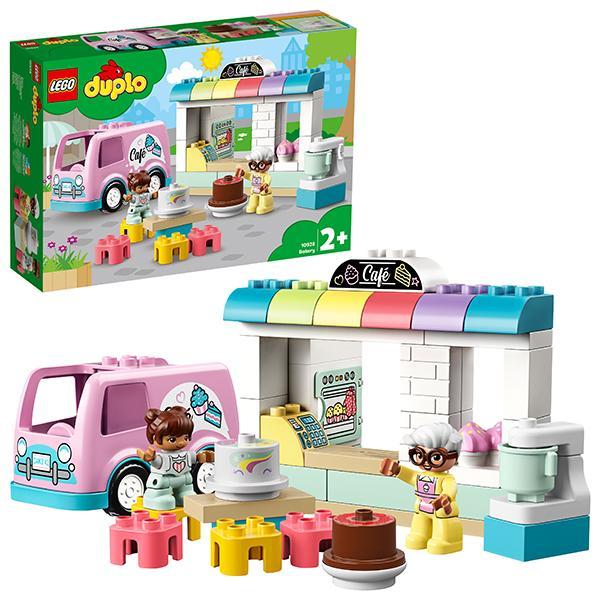 Конструктор LEGO Duplo (арт. 10928) «Пекарня»