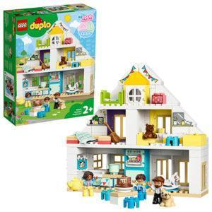 Конструктор LEGO Duplo (арт. 10929) «Модульный игрушечный дом»