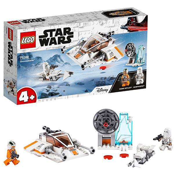 Конструктор LEGO Star Wars (арт. 75268) «Снежный спидер»