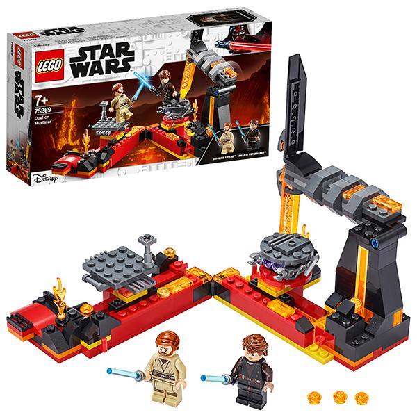 Конструктор LEGO Star Wars (арт. 75269) «Бой на Мустафаре»