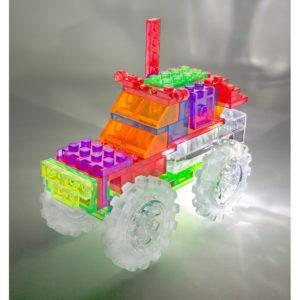 """Конструктор """"Laser Pegs""""Гигантский грузовик, 6 в 1"""
