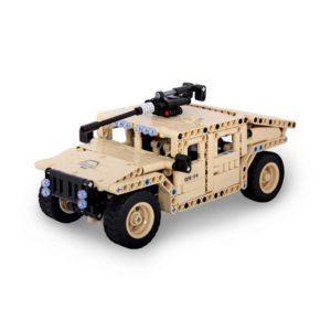 Конструктор радиоуправляемый «Armored Carrier» (502 детали, арт. CM-204)