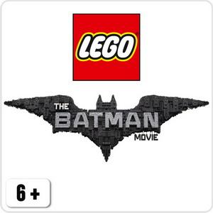 Конструкторы серии LEGO Batman Movie
