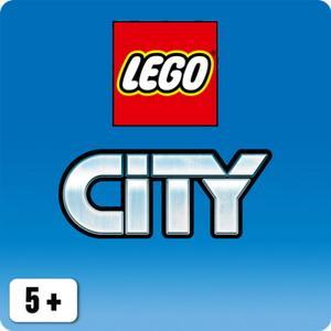 Конструкторы серии LEGO city